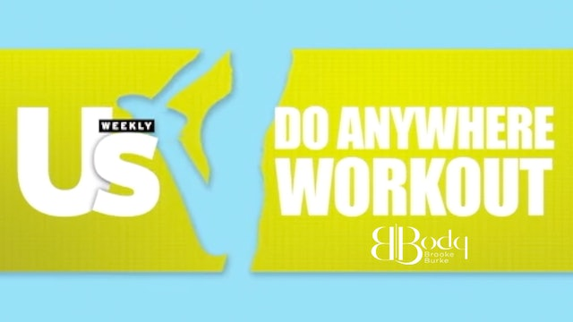 US Weekly Do Anywhere Workout