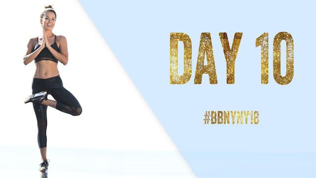 Day 10 - #BBNYNY18 Challenge