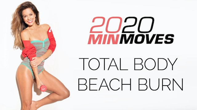 2020 Total Body Beach Burn