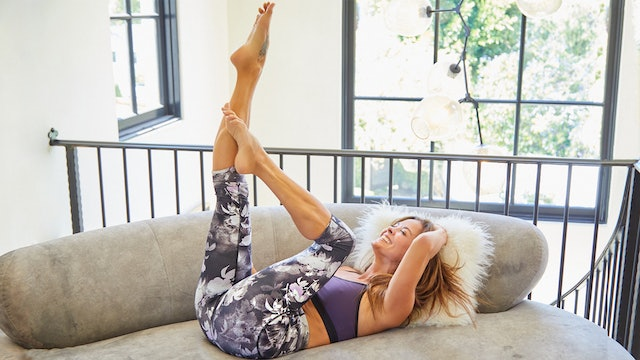 Living Room LIVE! Abs & Booty!