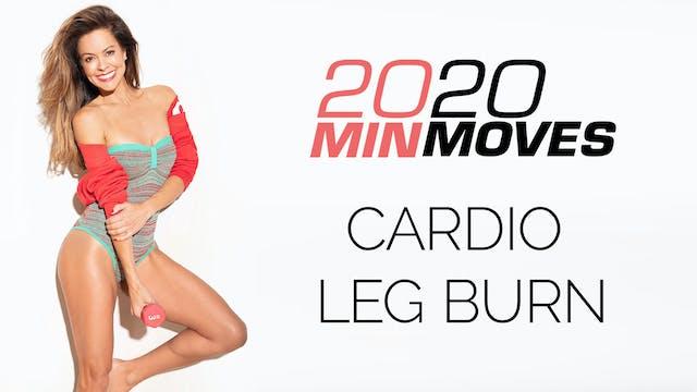 2020 Cardio Leg Burn