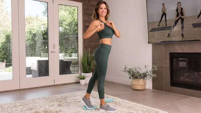 Total Body Sliders Workout - Fab Fit Fun