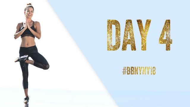 Day 4 - #BBNYNY18 Challenge