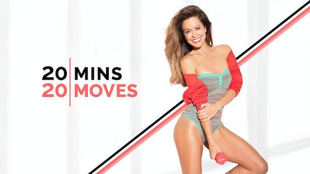 20 Mins 20 Moves