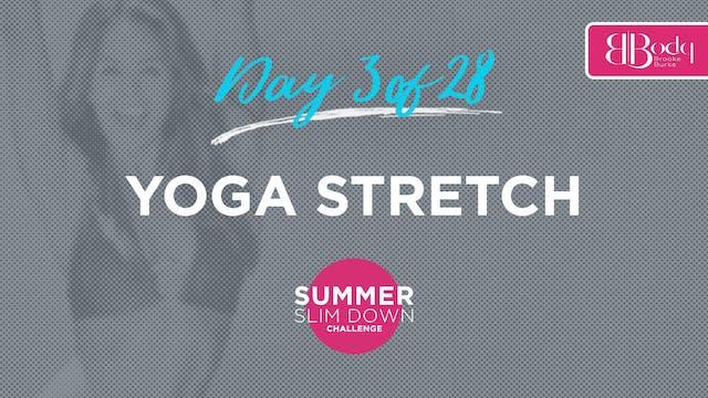 Day 3 - Yoga Stretch