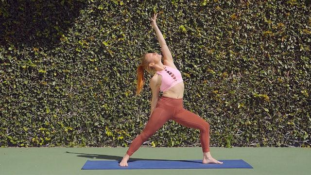 Malibu Yoga Flow Total Body (w/ Layna Dakin)