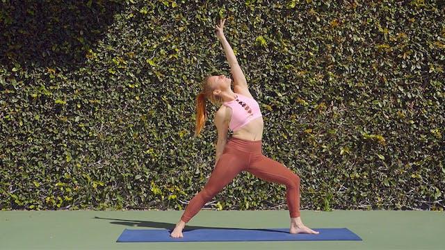 Malibu Yoga Flow Total Body (w/ Layna...