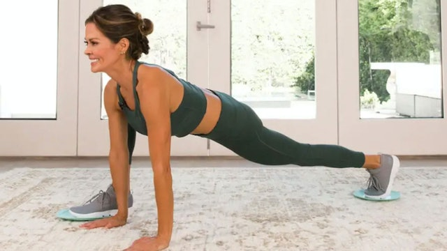 Core Sliders Workout - Fab Fit Fun