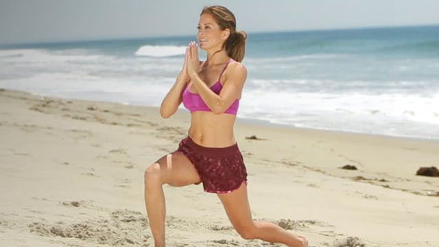 Bikini Body Beach Burn