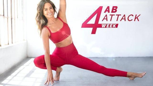Day 14 | 4-week Ab Attack Challenge