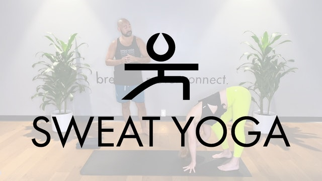 Sweat Yoga | Hip Flow with Nick Perdomo