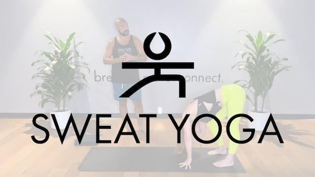 Sweat Yoga | Hip Flow with Nick Perdomo