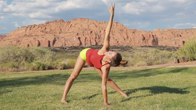 Stretch Yoga - Red Mountain Resort