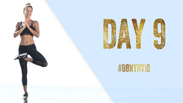 Day 9 - #BBNYNY18 Challenge