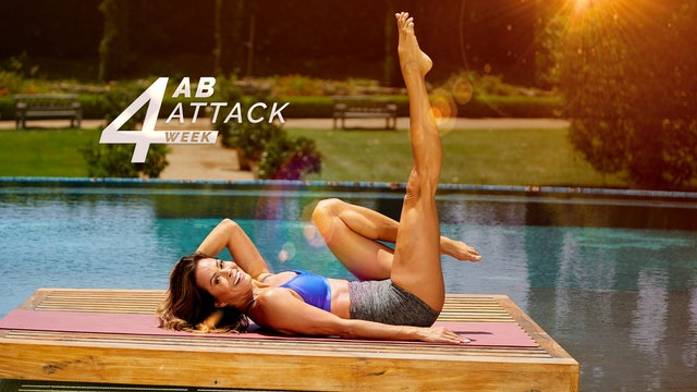Day 10 | 4-week Ab Attack Challenge