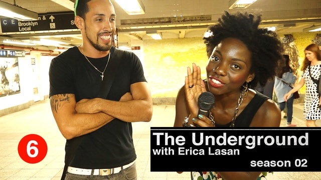 The UNDERGROUND - Ep 206 [Appropriation of Black Culture]