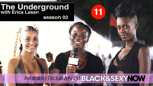 The UNDERGROUND - Ep 211 [Afro Punk Fest 2015]