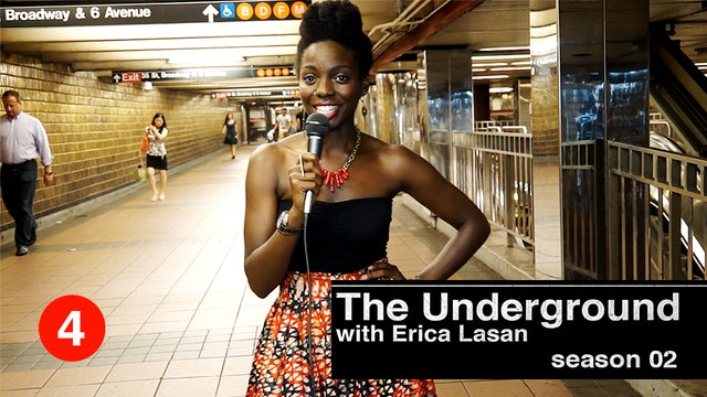 The UNDERGROUND - Ep 204 {Meet the Parents}