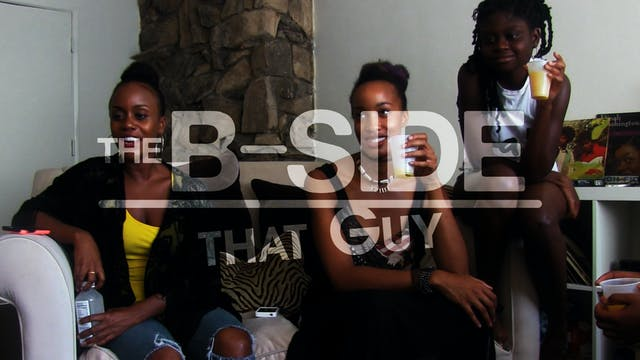 The B-SIDES: That Guy Ep 1 (S3)