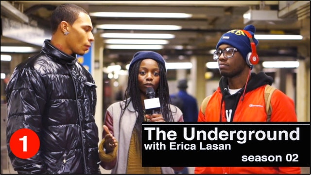 The UNDERGROUND - Ep 201 [Black in America]