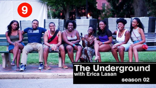 The UNDERGROUND - Ep 209 [Georgetown ...