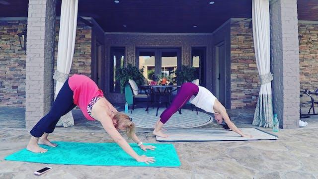 September - Yoga