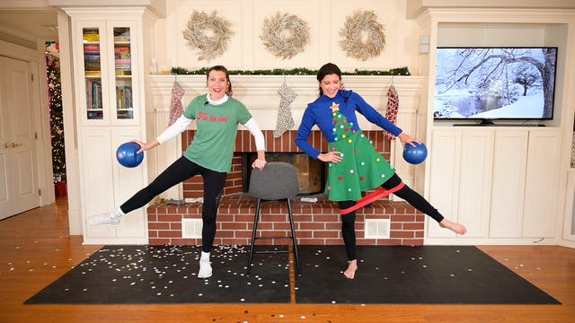 Christmas Barre