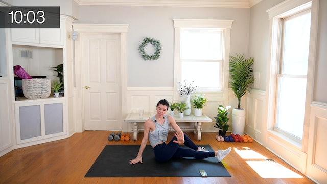 March Flexibility & Flow