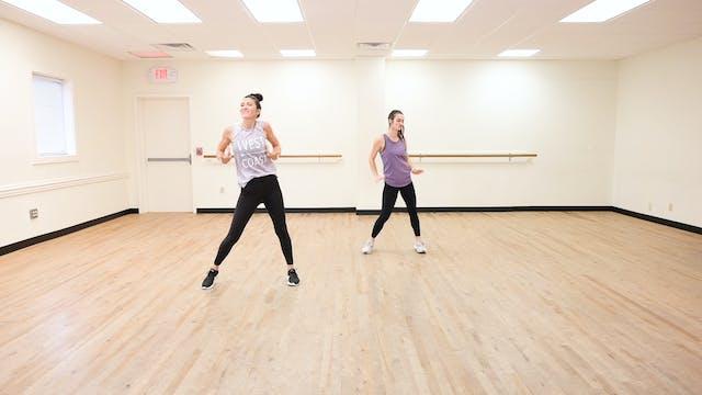November Dance Aerobics