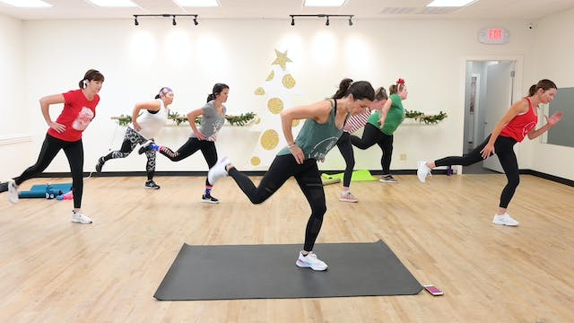 Holiday HIIT Body Weight