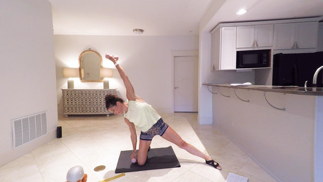July Circuit Barre One