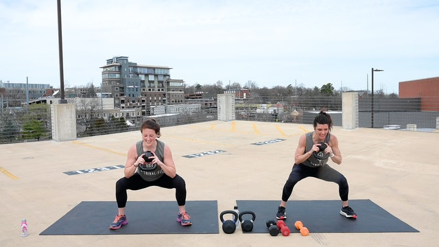 Kettlebell Circuit One