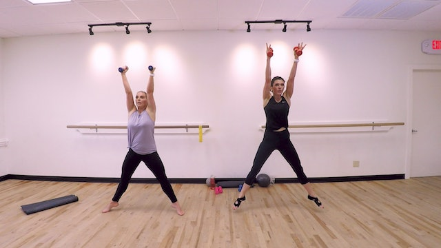 January Barre 1