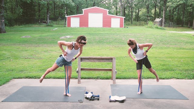 Country Barre 2