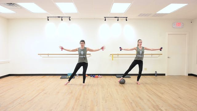 January Barre 2