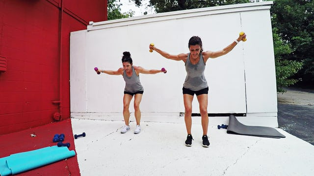 August HIIT #1