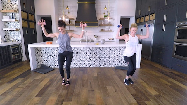 April Circuit Barre One