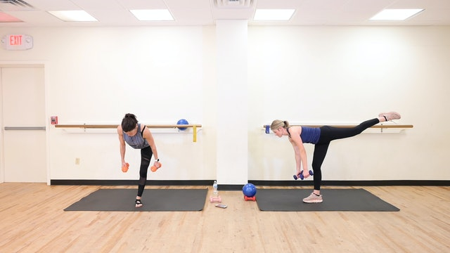 March Circuit Barre 3