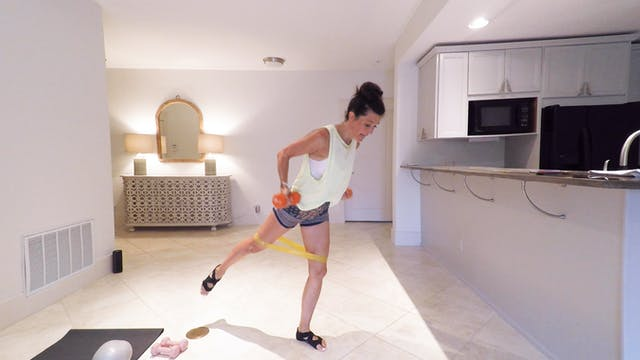 July Circuit Barre Two
