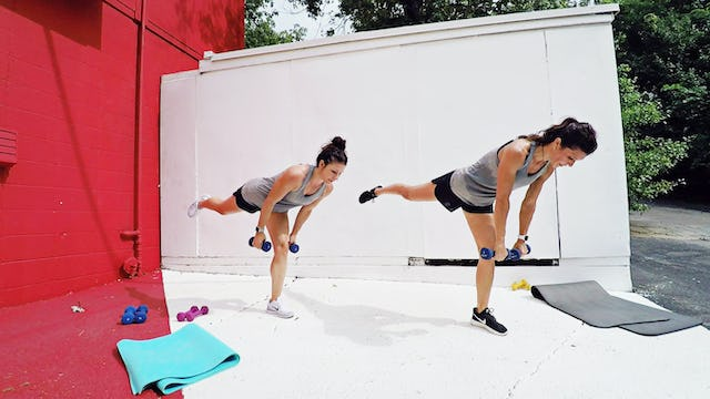 August HIIT #2