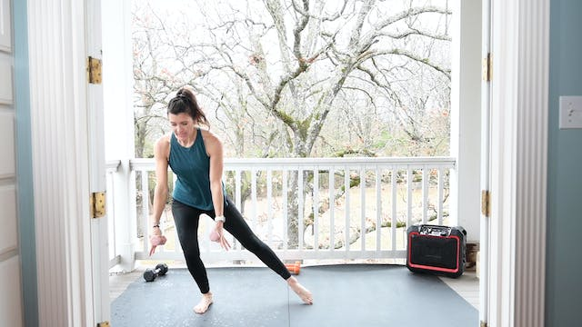 December Barre Two