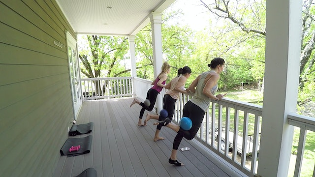 Back Porch Barre