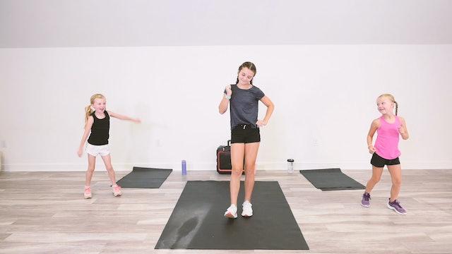 Kids 12MIN Aerobics
