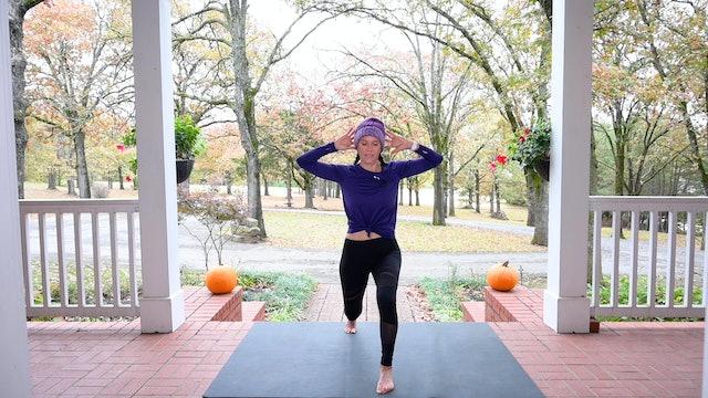 November Standing Pilates