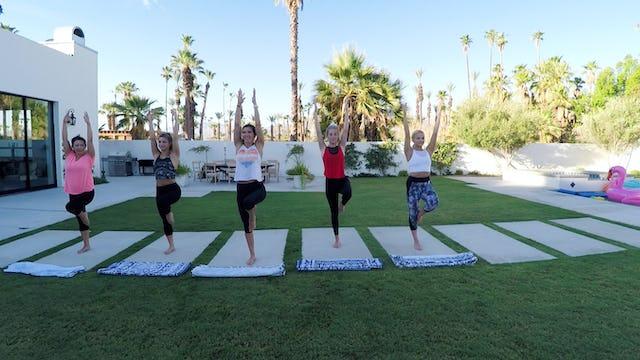 August Yoga & Stretch