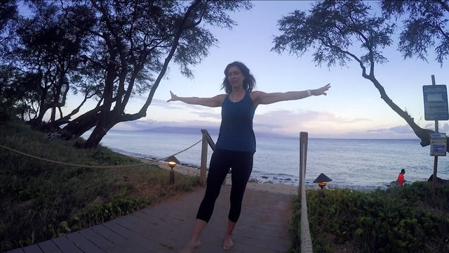 July - Balance & Pilates