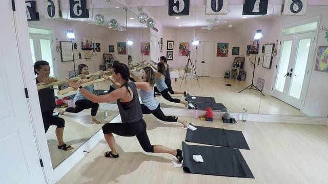 July Circuit Barre 1