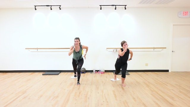 October Barre 2
