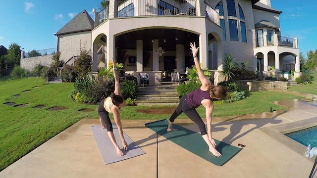 October Yoga 2