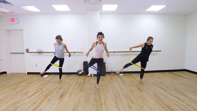 Taylor Swift Barre 1